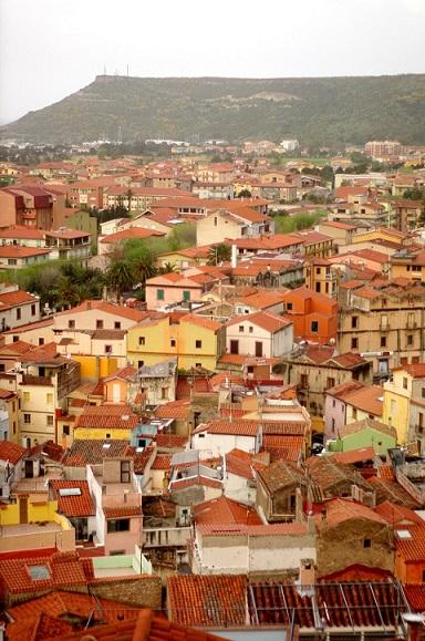 Stare miasto Sardynii