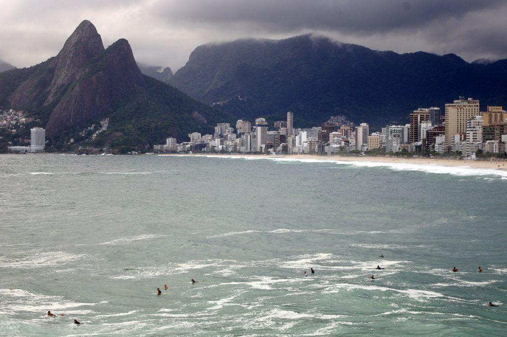 Wakacje w Brazylii - Ipanama