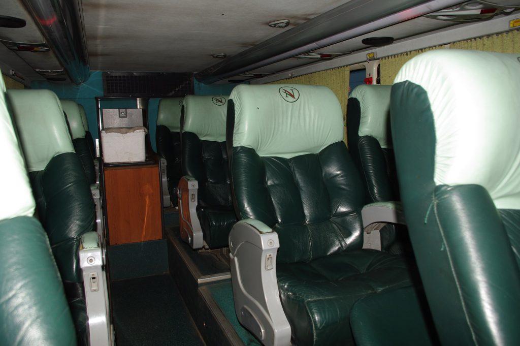 Autobusy w Argentynie