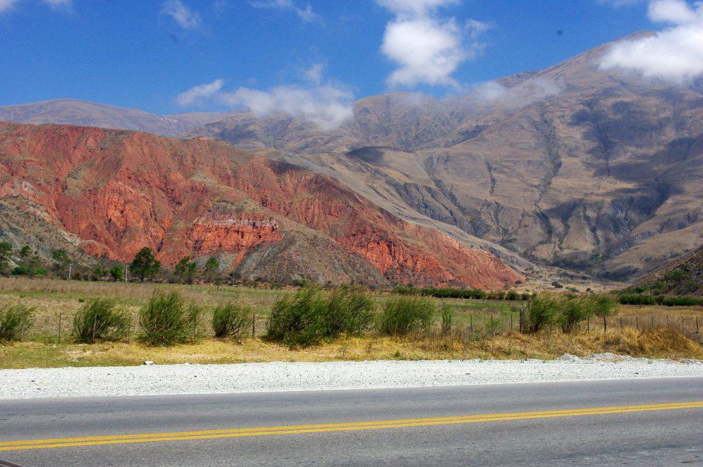 Argentyna autostop