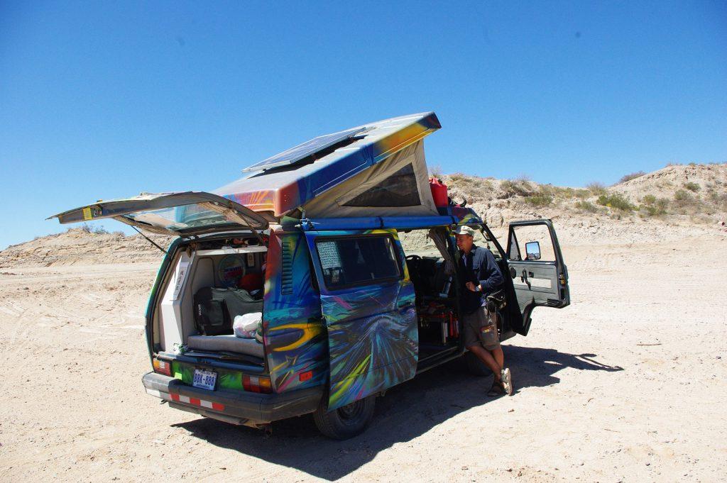 Argentyna autostopem