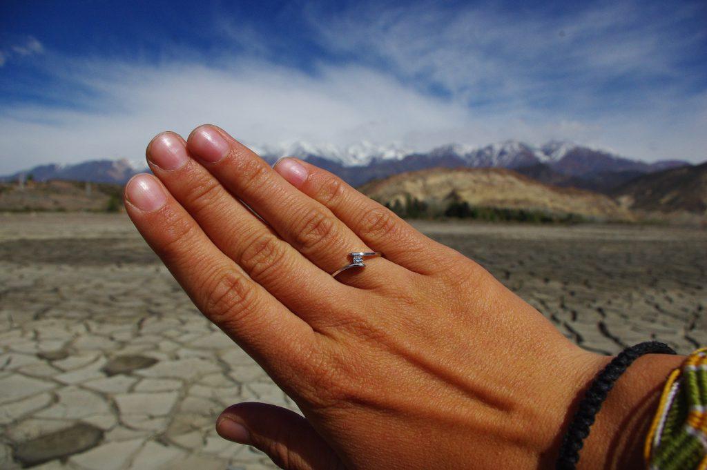 Oryginalne zaręczyny