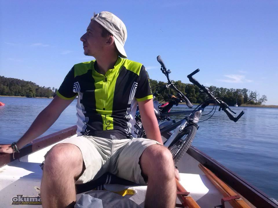 Mazury rowerem - jachtostop rowerowy