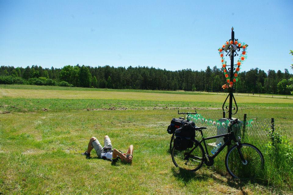 Mazury rowerem - weekend idealny
