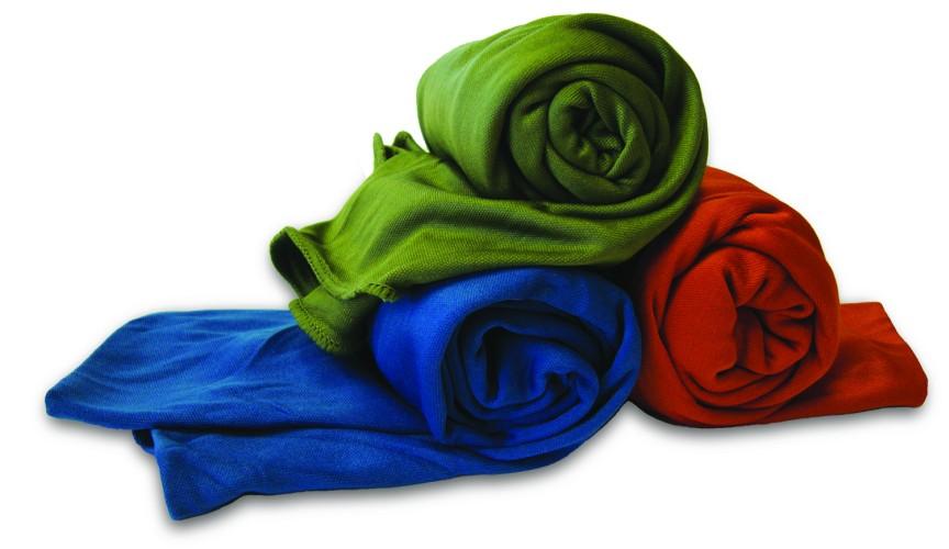 Ręcznik szybkoschnący - test