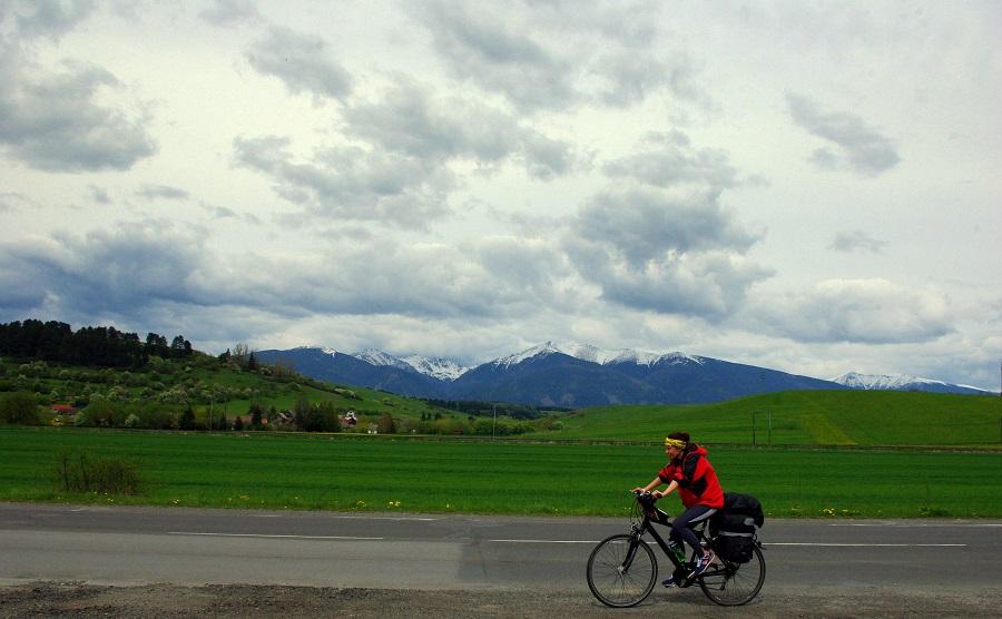 Rowerem dookoła Tatr
