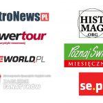 Rowerem dookoła Polski – patronat medialny