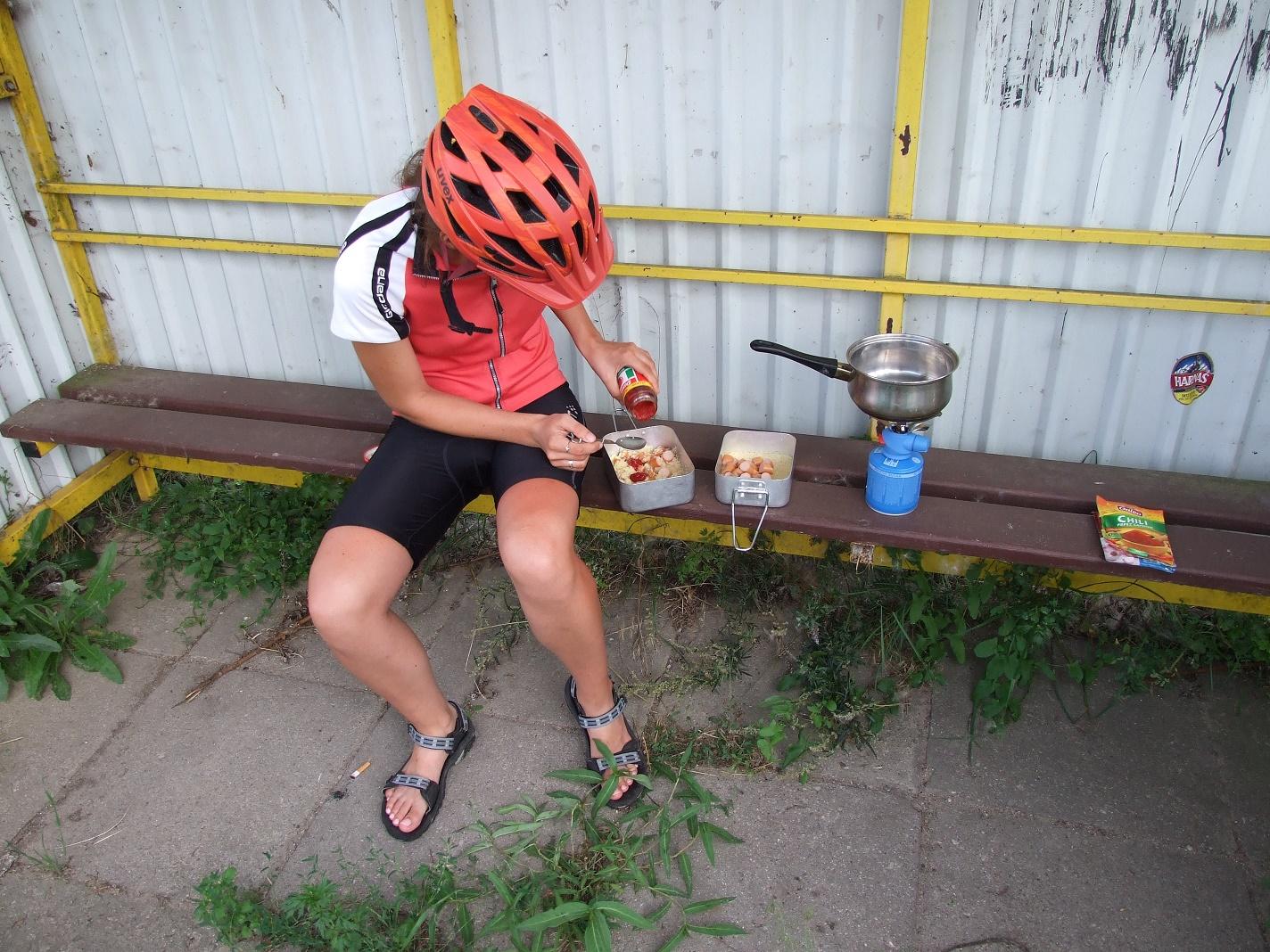 Rowerem przez Podlasie