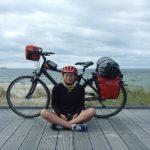Rowerem wzdłuż Bałtyku. Przez piach i pod wiatr.