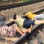 Dżakarta – lecznicze tory kolejowe