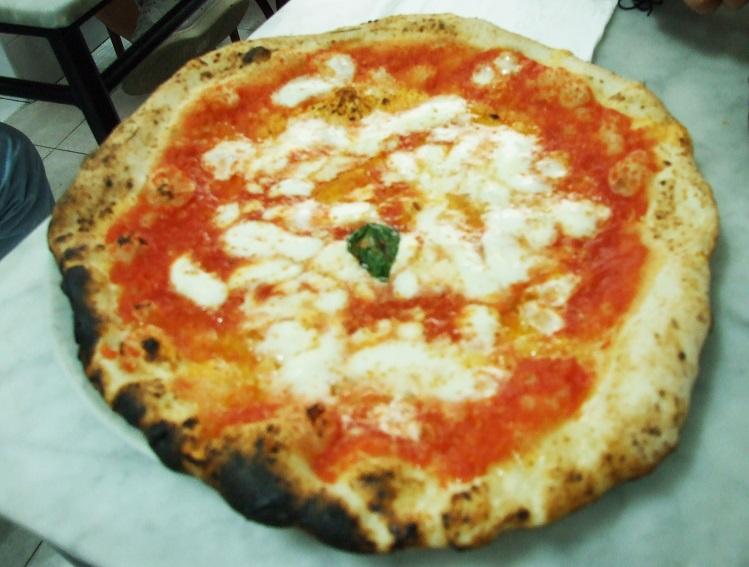 Najlepsza pizza w Neapolu