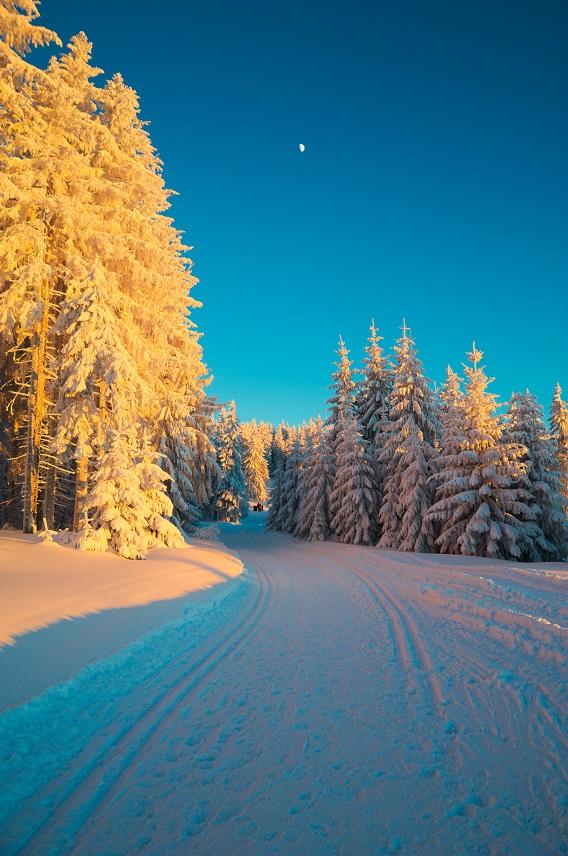 Gorce zimą