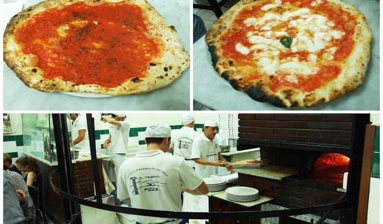 Najlepsza pizaa w Neapolu