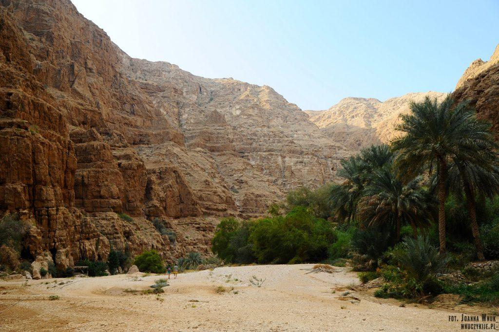 Co warto zobaczyć w Omanie - Wadi Shab