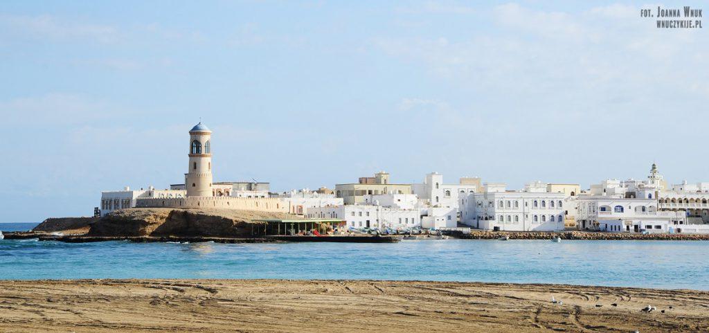 Atrakcje Omanu Sur