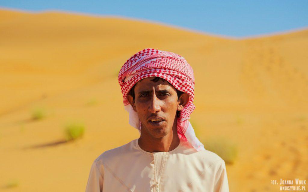 Co warto zobaczyć w Omanie - Wahiba Sands