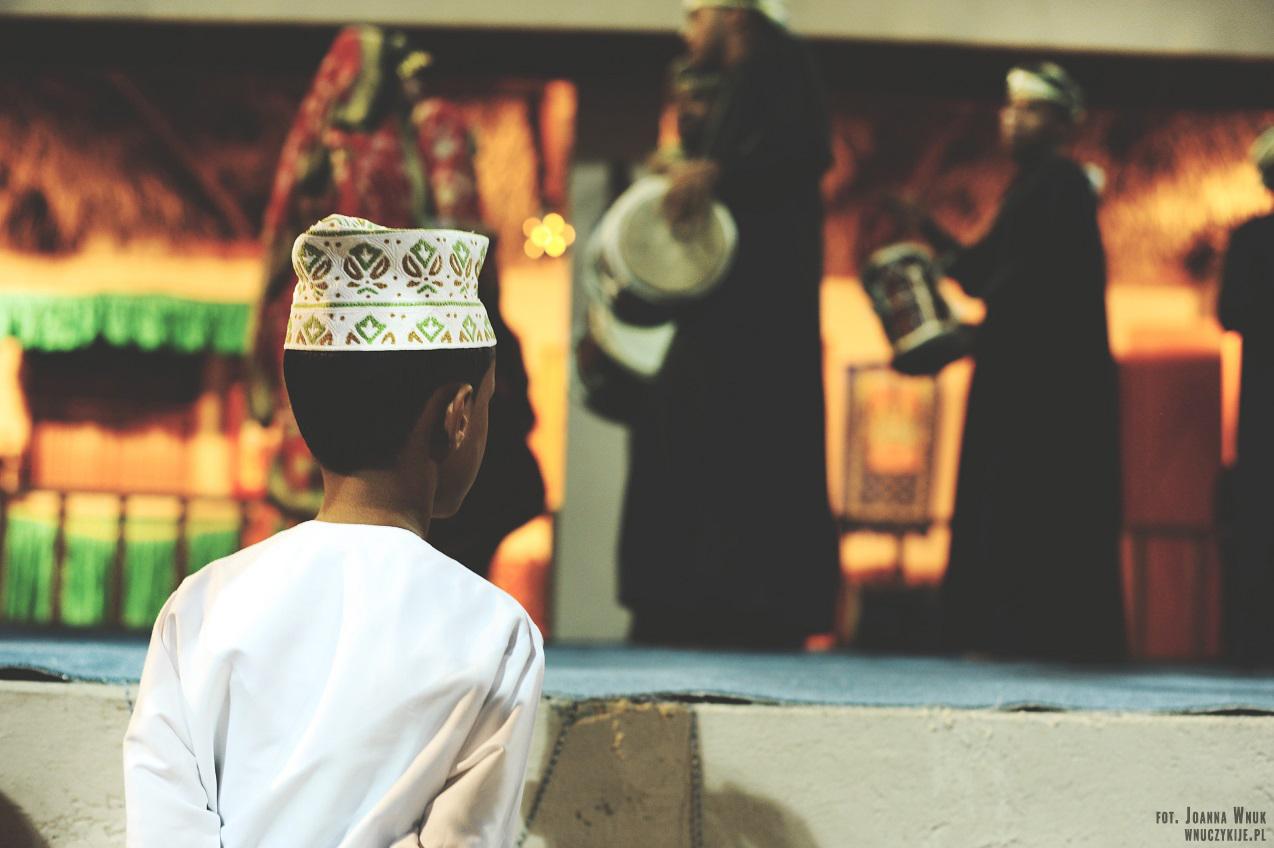 Atrakcje Omanu Muscat