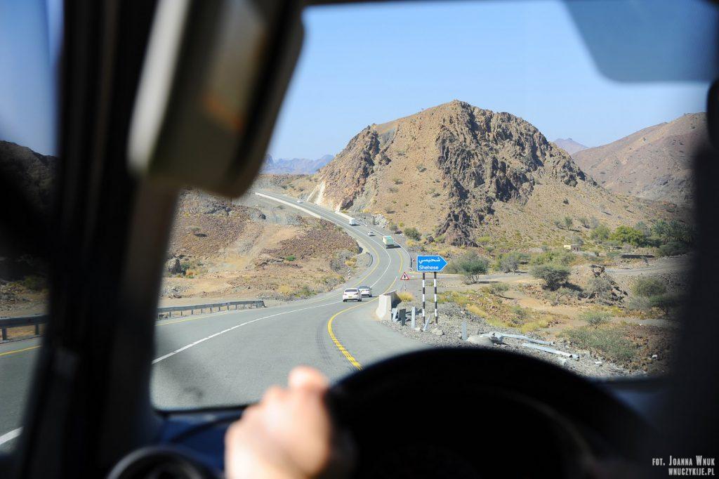 Autostop Oman