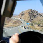 Autostop w Omanie – kraju, w którym to słowo nie istnieje