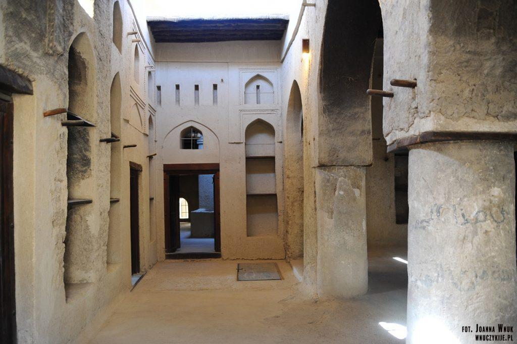 Atrakcje Omanu Bahla