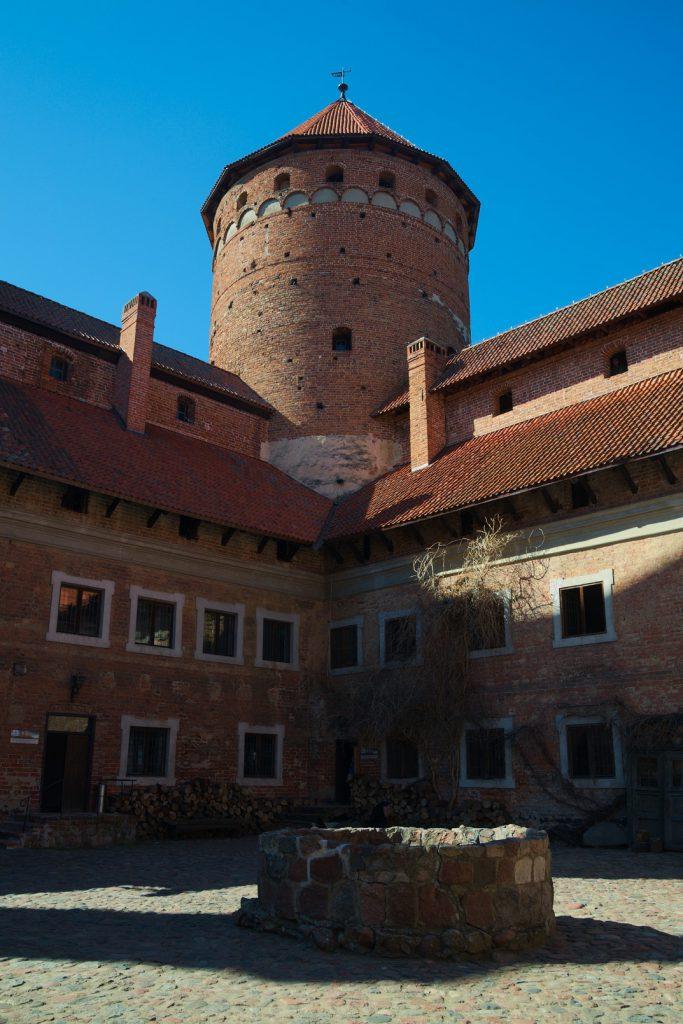 Zamek reszel