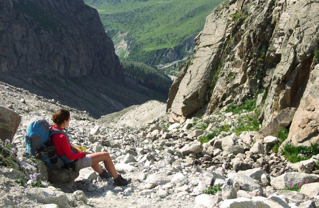 trekking ala archa