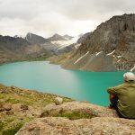 Ala-Kul Trekking. Turkusowe jezioro ukryte w górach Tien-Shan