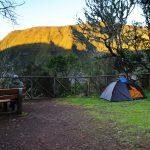 Madera pod namiotem. Darmowe campingi na Maderze