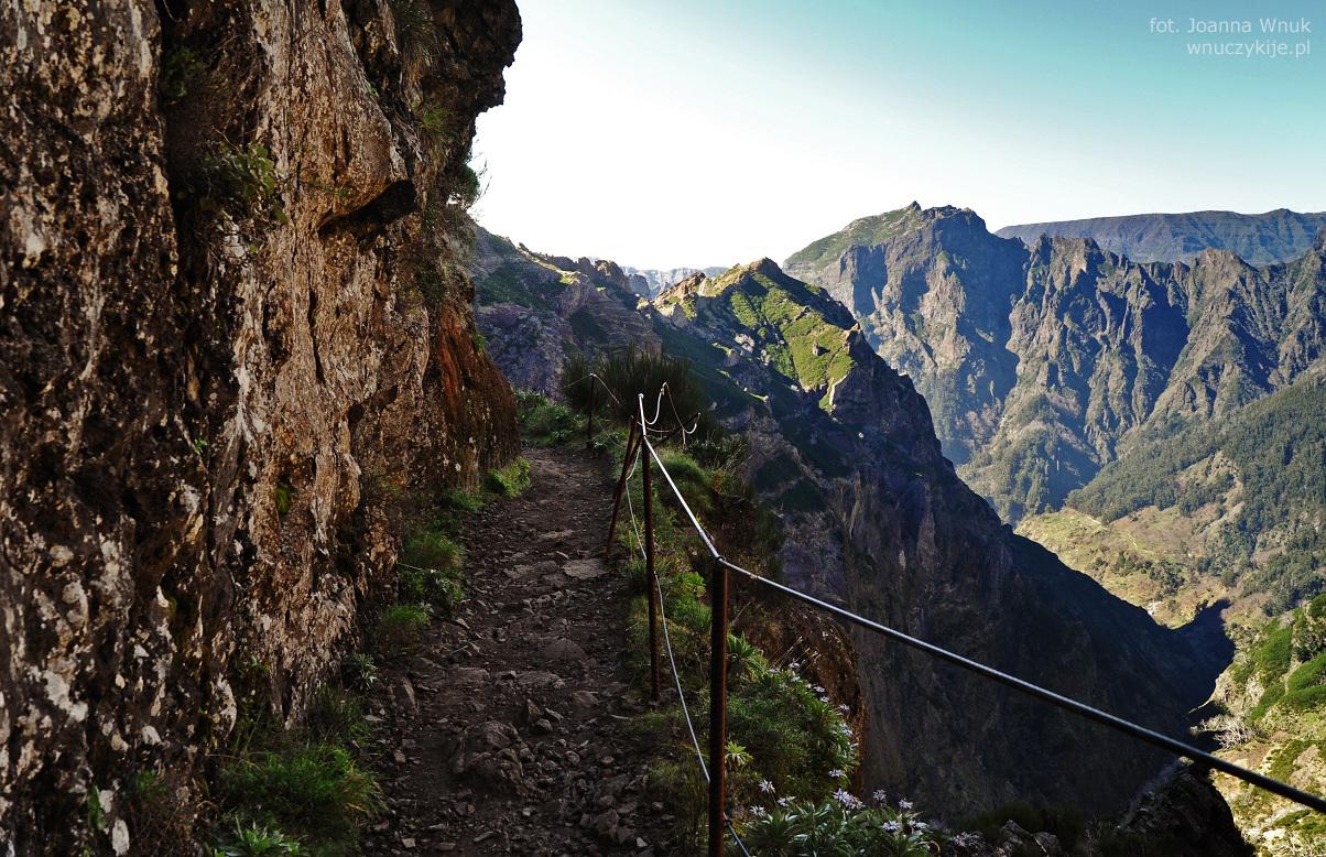 madera szlaki trekkingowe