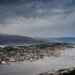 Tromso - co robić bez samochodu i komunikacji za milion monet...