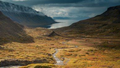 Islandia fiordy zachodnie