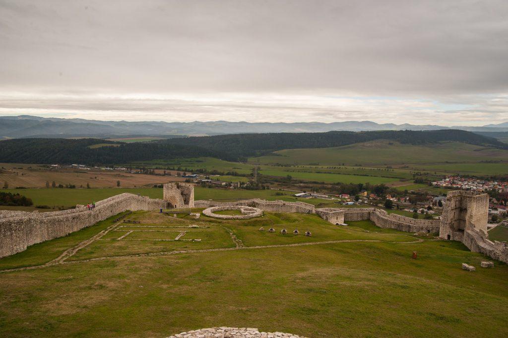 spiski hrad