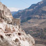 Vardzia - tajemnicze miasto skalne w Gruzji [ Jak dojechać]