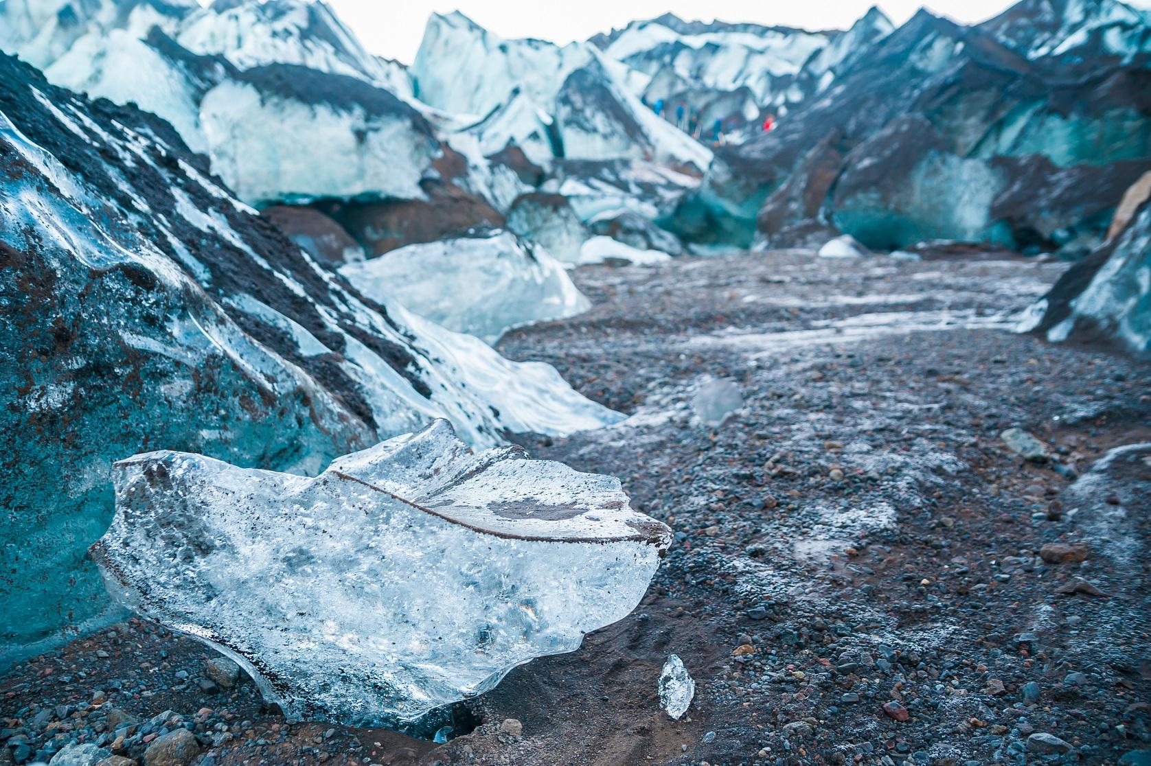 Lodowce islandii