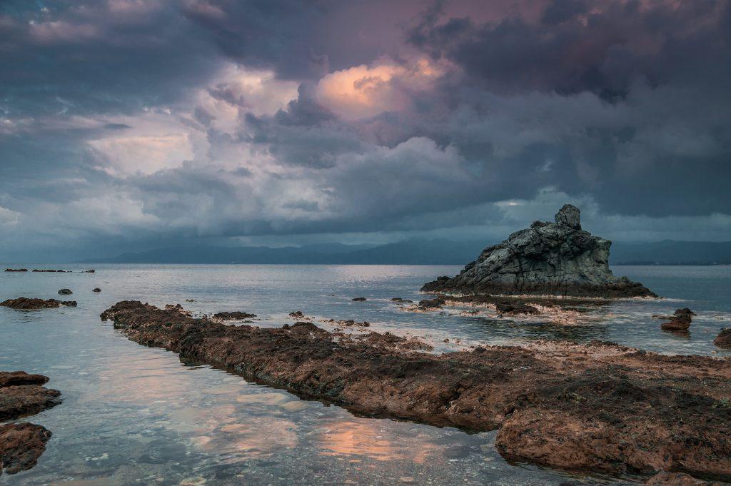 Cypr zimą