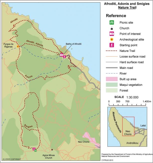Półwysep Akamas
