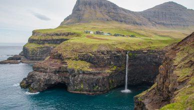wyspy owcze trekking
