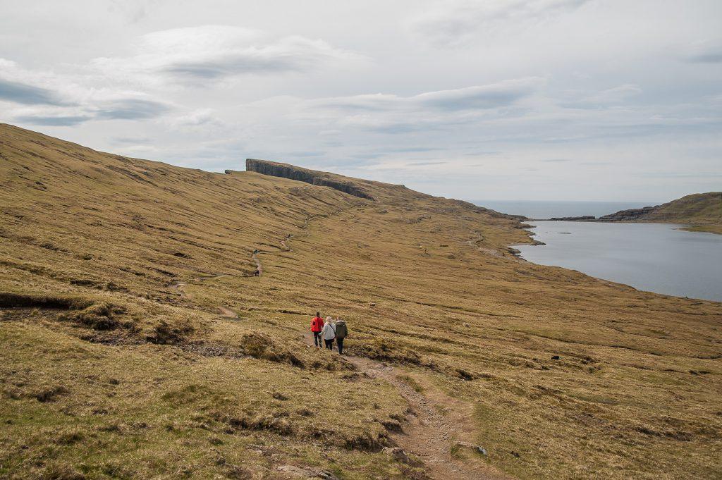 trasy trekkingowe wyspy owcze