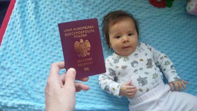 Jak wyrobić paszport dla niemowlaka
