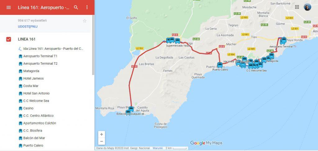 Lanzarote jak się poruszać