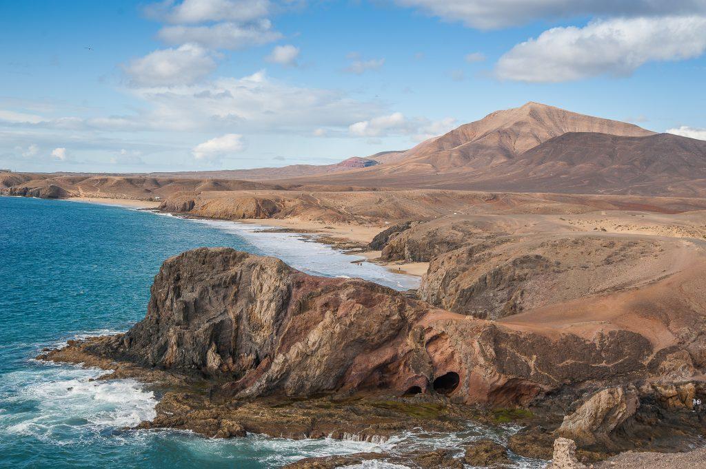 Playa Blanca atrakcje
