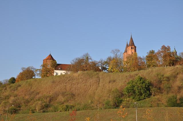 Wzgórze tumskie Płock